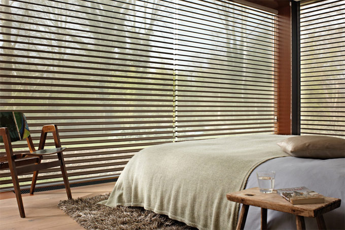 Delicieux Venetian Blinds Can Be Easily Adjusted To Give You Natural Light During The  Day And Give You Privacy During The Night. Wooden Venetian Blinds Are Great  To ...
