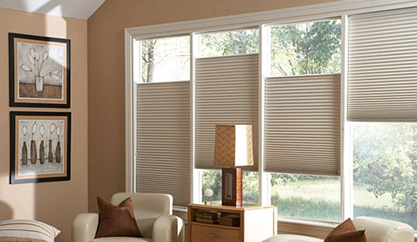 Made To Measure Honeycomb Blinds Easy Blinds
