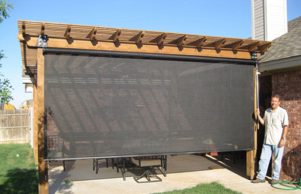 Outstanding Acceptable roll down blinds outdoor Ideal Simplistic
