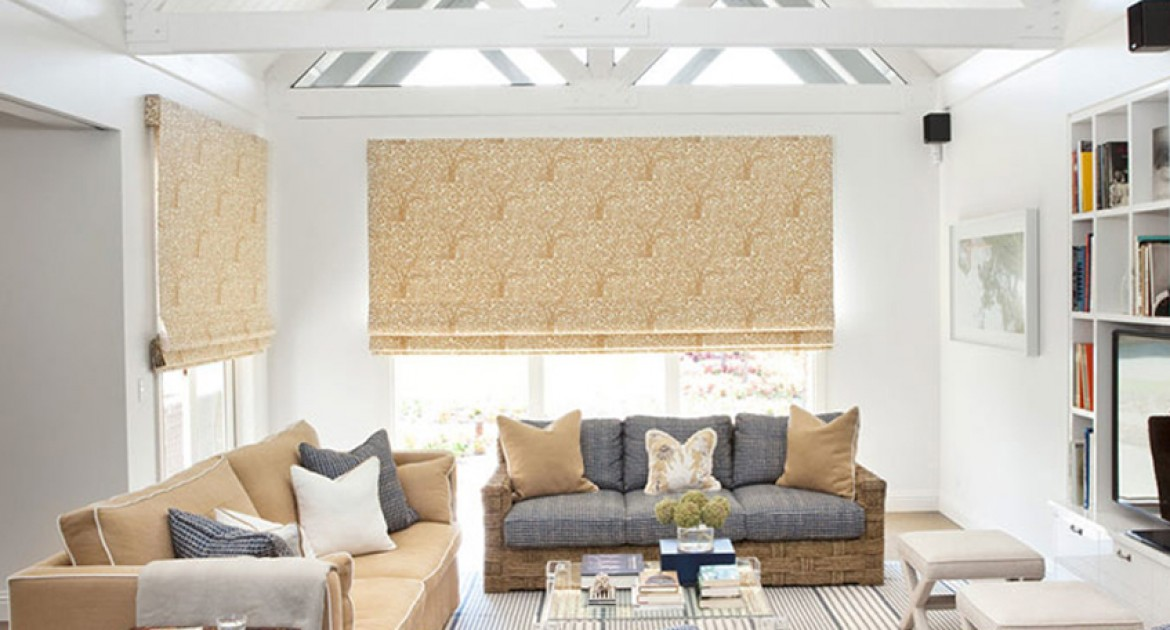 Window Blinds For Beach House