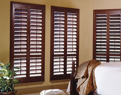Made to Measure Indoor Window Shutters Offering Natural Light