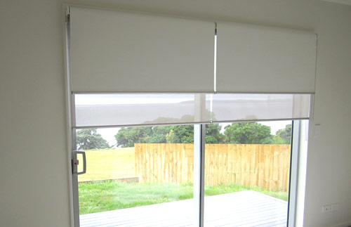 Thermal Blockout Blinds