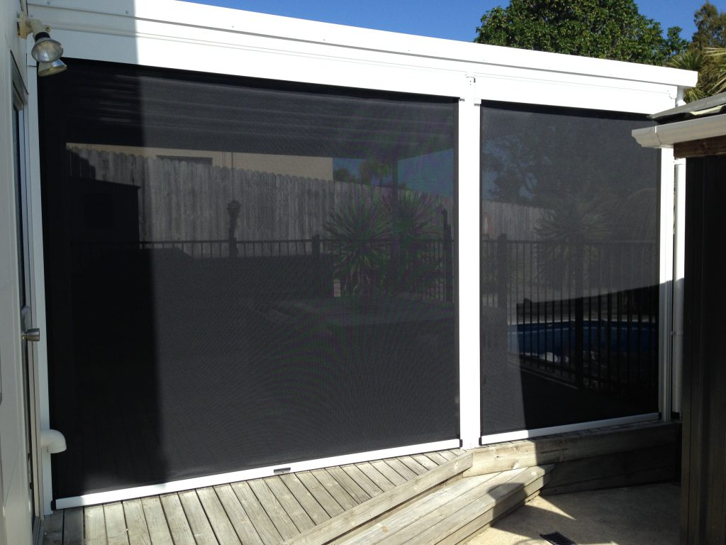 Ziptrak Screens Easy Blinds