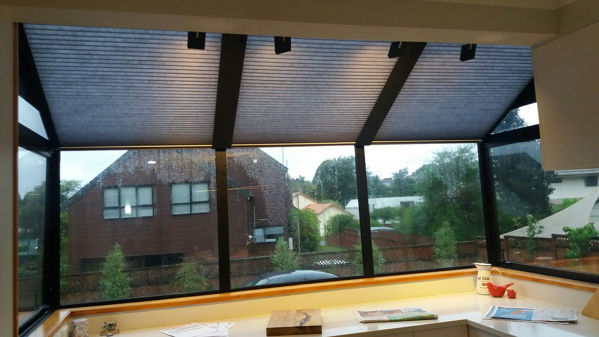 Made To Measure Honeycomb Blinds Energy Efficient