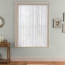 vertical window blinds